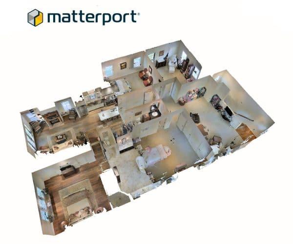 Matterport 3D Home Tour