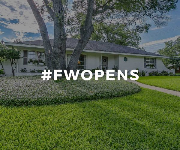 Open Houses in Fort Worth