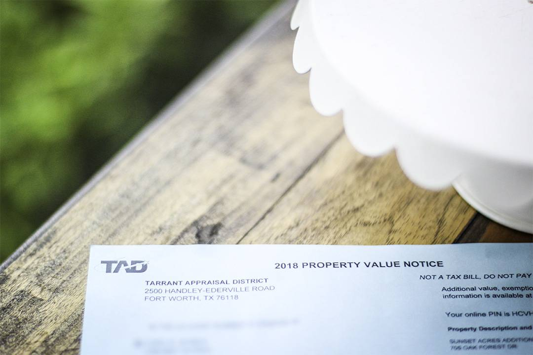 It's Property Tax Protest Time in Texas! | LEAGUE Real