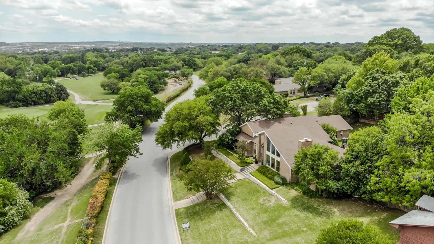 Ridglea Neighborhood Fort Worth