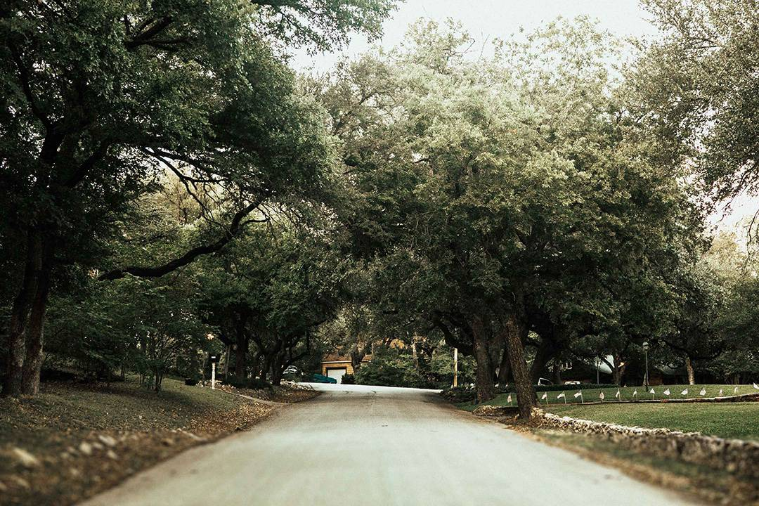 Oakhurst Fort Worth Neighborhood