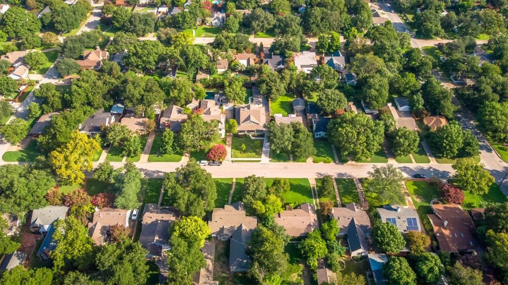 Fort Worth Housing Stats TCU Neighborhood