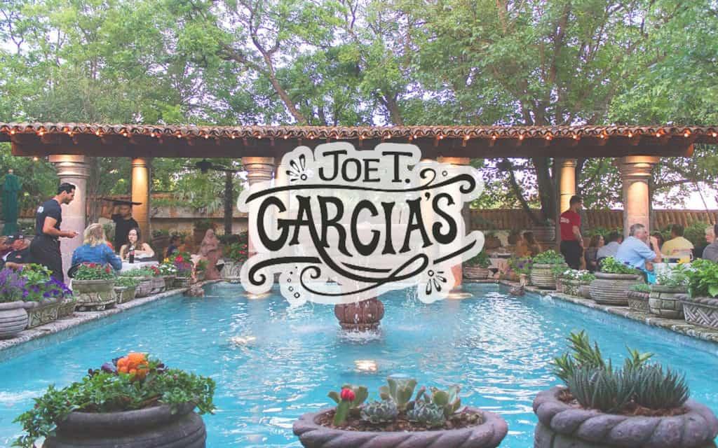 Joe T Garcias