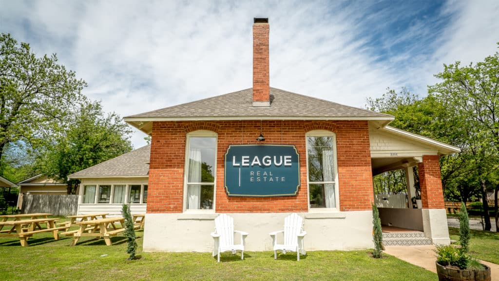 LEAGUE Real Estate Fort Worth