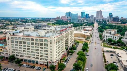 Montgomery Plaza Fort Worth