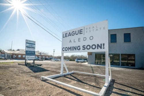 LEAGUE Real Estate Aledo