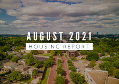 August 2021 Housing Report