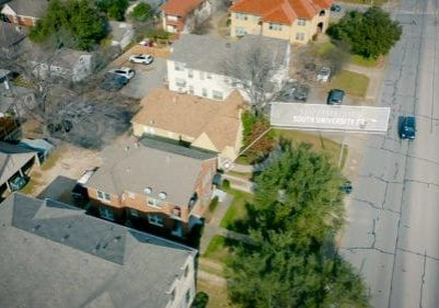 S.University Fort Worth Duplex and Single Family Home